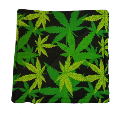 Cannabis Leaf Potholders