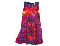 Rayon Smocked Dress/Skirt