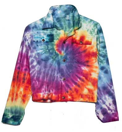 Custom Dye Your Jacket